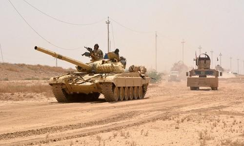 Quan doi Iraq giai phong 90% lanh tho Dong Mosul