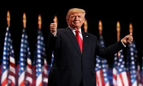 Lich trinh tuan toi cua Tong thong My Donald Trump