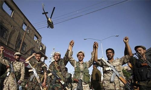 Quan noi day Houthi ban ha chien dau co A-rap o Yemen?