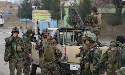 Quan doi Afghanistan diet thu linh khet tieng cua khung bo al-Qaeda