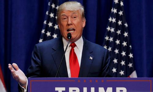 Tong thong Donald Trump: Trieu Tien la moi de doa lon nhat