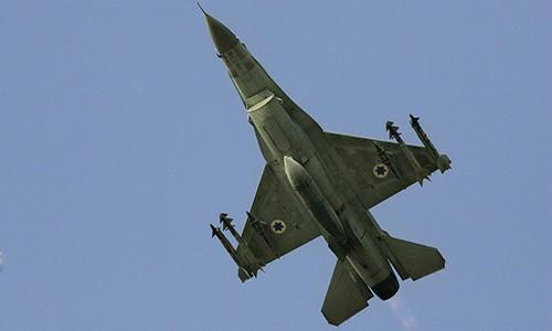 Syria ban ha chien dau co Israel gan thanh pho co Palmyra