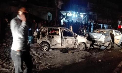 Danh bom xe kinh hoang o Iraq, gan 70 nguoi thuong vong