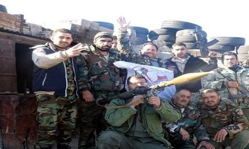 Quan doi Syria dai thang o tinh Homs