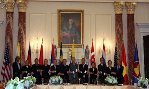 Hoi nghi dac biet Bo truong Ngoai giao ASEAN-My