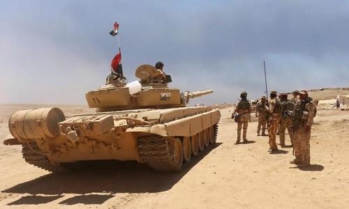 Giao tranh ac liet, chi huy cap cao IS bo mang o Mosul