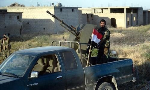 Nhieu chi huy cap cao khung bo al-Nusra bo mang o Daraa