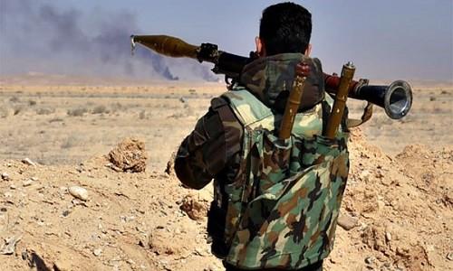 Quan doi Syria dap tan cuoc tan cong cua IS o Hama
