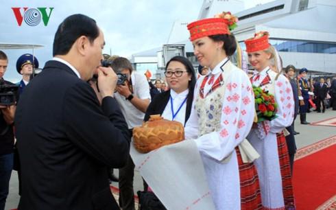 Belarus trang trong don Chu tich nuoc Tran Dai Quang-Hinh-3