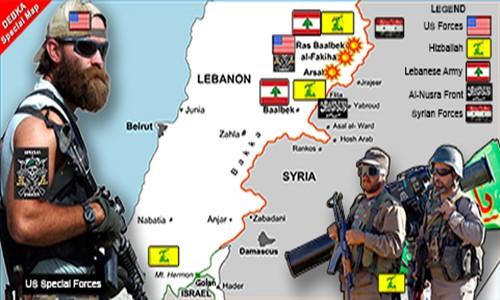 Dac nhiem My hop luc voi Hezbollah danh phien quan IS?