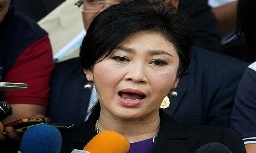 Chinh phu Thai Lan xac nhan viec ba Yingluck tron ra nuoc ngoai