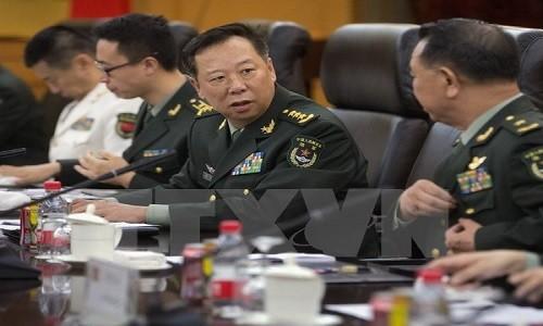 Trung Quoc thong bao bo nhiem Tong tham muu truong PLA moi