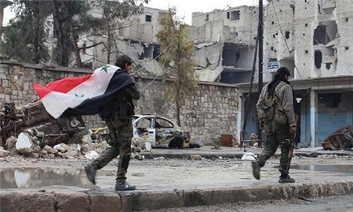 Quan doi Syria giai phong nhieu vung chien luoc o Dong Homs
