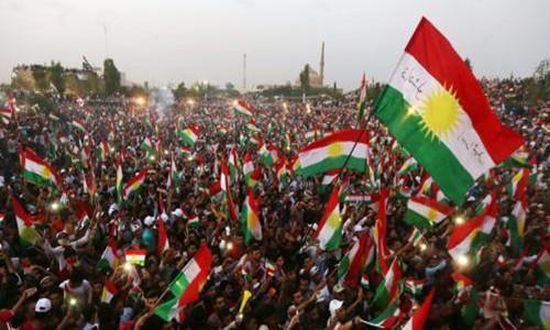 Nguoi Kurd o Iraq bat dau trung cau y dan ve doc lap