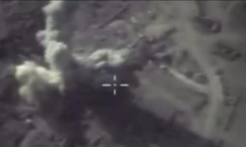 Video: Nga bac cao buoc khong kich dan thuong o Idlib