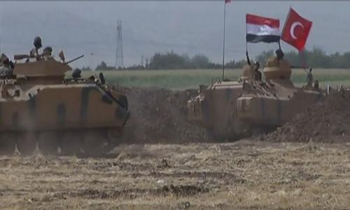 Video: Iraq-Tho Nhi Ky tap tran chung...ran de nguoi Kurd