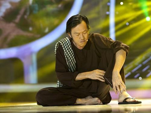 Nghe si uu tu Hoai Linh: Van song nhu… nong dan