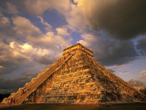Bi an khong loi giai ve nen van minh Maya
