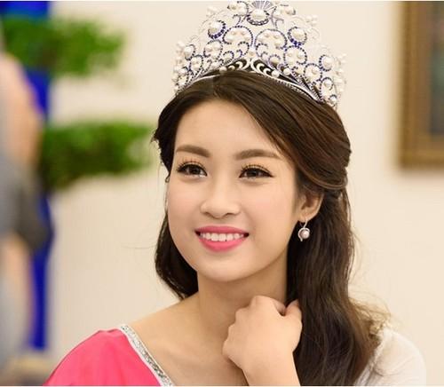 5 tuyet chieu da dep cua hoa hau Do My Linh-Hinh-3