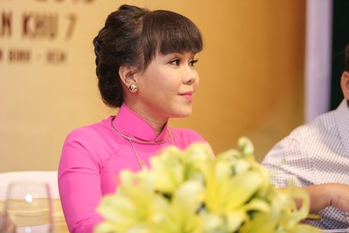 Viet Huong lan dau tiet lo nhieu bi mat ve Phuong Thanh