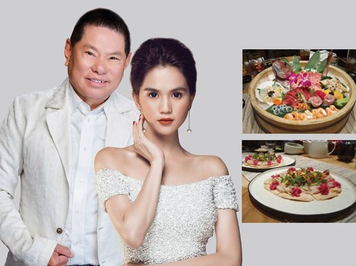 Ty phu Hoang Kieu va Ngoc Trinh da thu do cuoi?