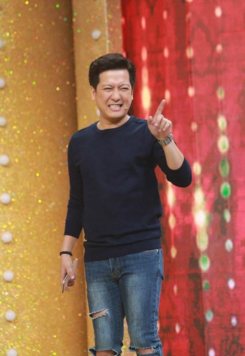 Nhung tinh huong MC Truong Giang