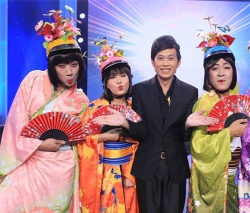 Cai gia cua hinh anh nghe si Viet trong cac game show