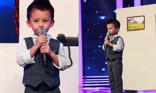 "Cau be 4 tuoi hat Bolero khien My Linh phai ""vai lay"""