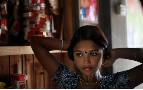 So phan cua cac co gai ban dam o Bangladesh