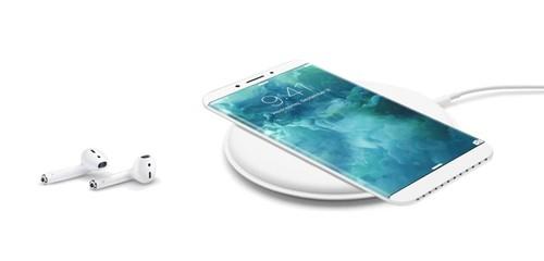 Loan tin don ve thiet ke cua iPhone 8