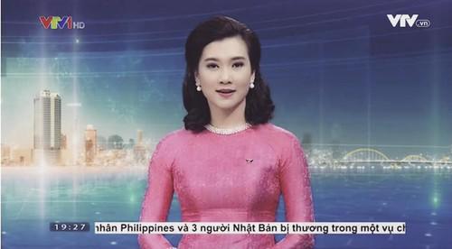 Chuyen chua ke ve nu MC vua gia nhap Thoi su 19h cua VTV-Hinh-2