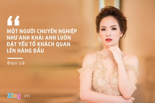 MC Dan Le trai long ve cuoc song hanh phuc sau do vo