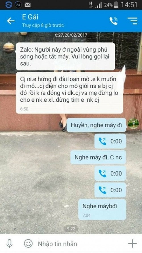 "Thieu nu 9X Ha Tinh tro ve nha sau 1 thang ""mat tich"" bi an-Hinh-2"