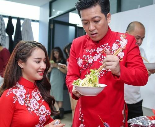 """Truong Giang """"an dut"""" Tran Thanh neu ket hon"""