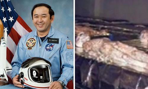 "Phi hanh gia NASA nhin thay ""xac chet nguoi ngoai hanh tinh""?"