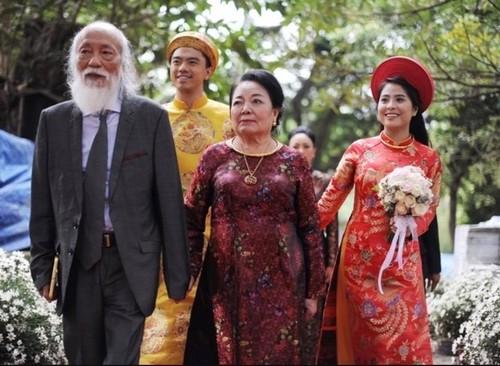 """Thiep cuoi nam 1961 cua thay Van Nhu Cuong """"gay sot""""-Hinh-3"""