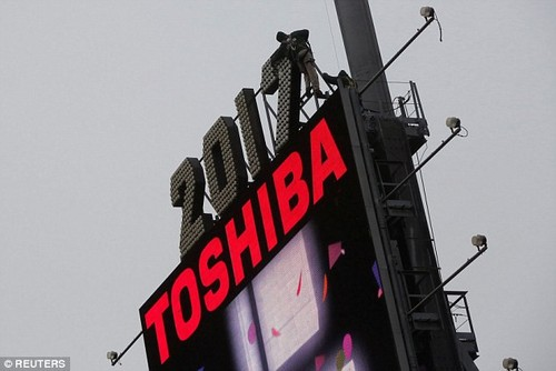 Toshiba: Them mot tuong dai cong nghe Nhat co the sup do