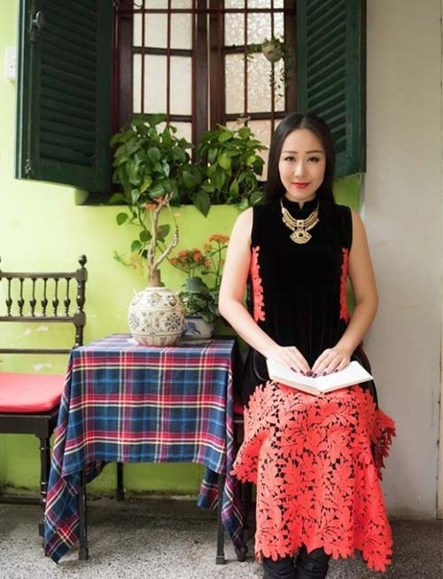 """Hoa hau Ngo Phuong Lan: """"Chong toi la nguoi binh thuong"""""""