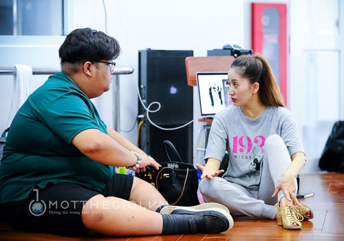Khanh Thi ly giai viec moi ca Chi Anh, Phan Hien tham gia liveshow-Hinh-2