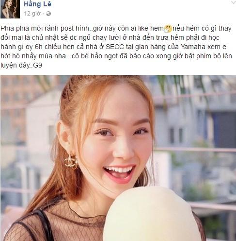 Thuc hu hoi ket chien tranh giua Minh Hang va Ho Ngoc Ha