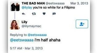 "Mao danh con lai, Lily Maymac hung ""ro gach da"""
