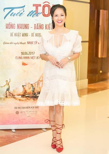 Tuoi tho thieu thon tinh cam cua diva Hong Nhung-Hinh-3