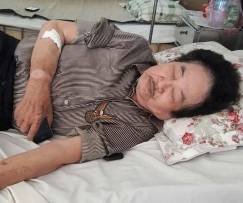 Phan long dong cua sao Viet khi ve gia-Hinh-2
