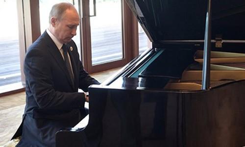Kham pha tai le it nguoi biet cua tong thong Putin