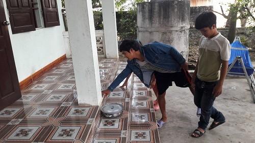 Hoang mang nen nha nong len bat thuong tai Nghe An