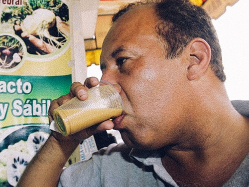Khung khiep sinh to ech tuoi: Than duoc viagra cua nguoi Peru-Hinh-2