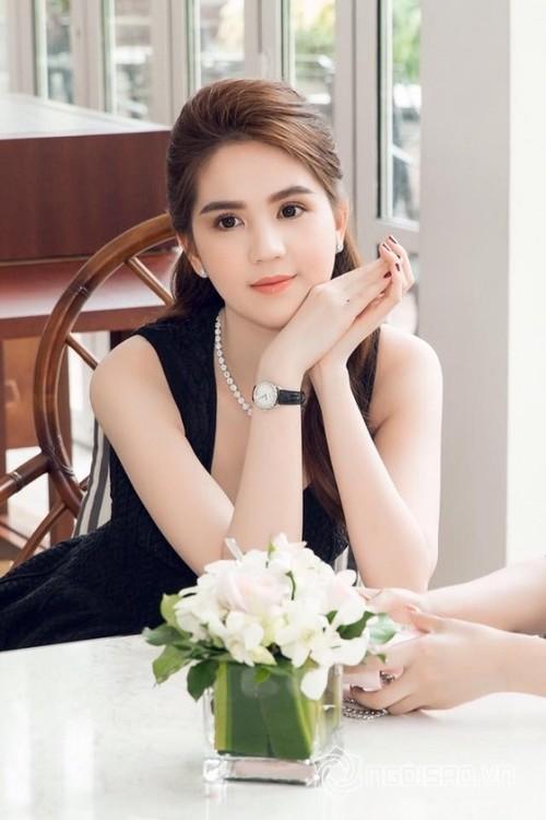 Tinh yeu moi chom no cua Ngoc Trinh hau Hoang Kieu