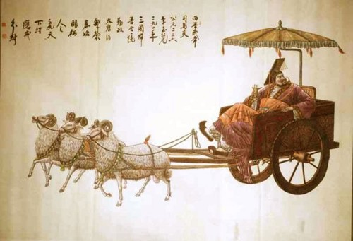 """He lo chuyen """"yeu"""" cua vua hoang dam nhat Trung Quoc-Hinh-3"""