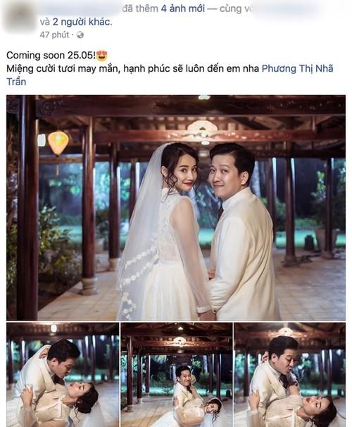 Dam cuoi Truong Giang - Nha Phuong: Tro lo moi cua ong hoang PR?