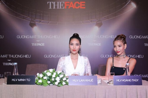 Dan HLV The Face Viet den tre: Loi cua BTC?-Hinh-2